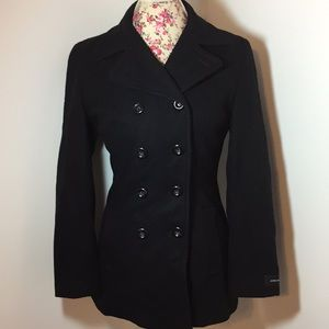 Jones New York woman's sz 6 pea coat NWOT